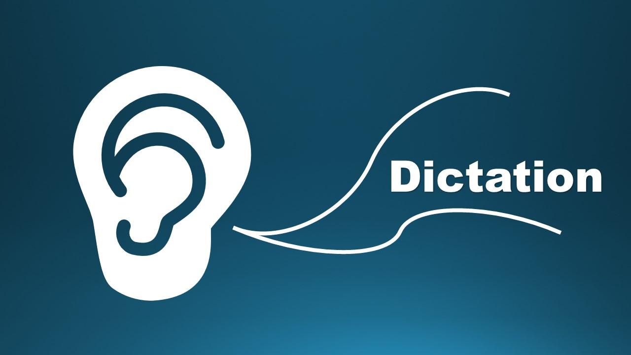 英語のディクテーションとは?効果的なやり方と学習記録の付け方