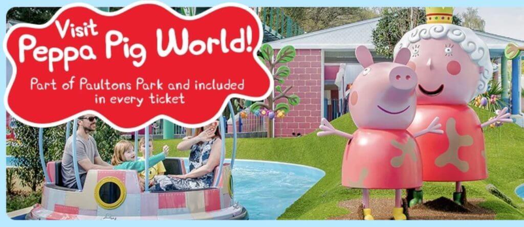 Peppa Big world